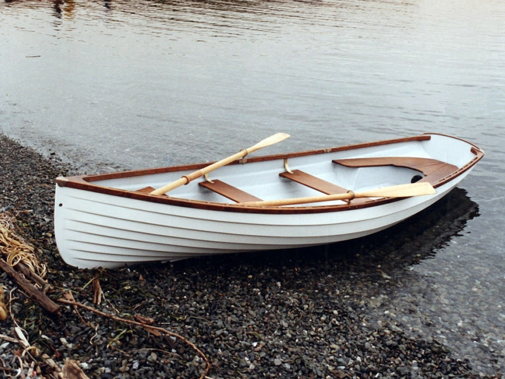 Classic Whitehall Spirit® 14 Traditional Rowboat