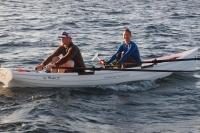Fitness, Exercise, Cross-Training, Athletes, Tango 17 Rowboat, Whitehall Rowing and Sail Rowboat, Adam Kreek, Olympian