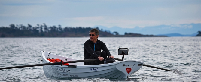 Michael Marek, Triathletes Need to Row, Fitness, Exercise, Solo 14 Rowboat, Whitehall Rowing and Sail