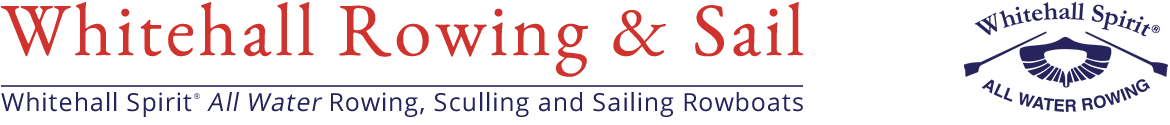 Whitehall Rowing & Sail Retina Logo