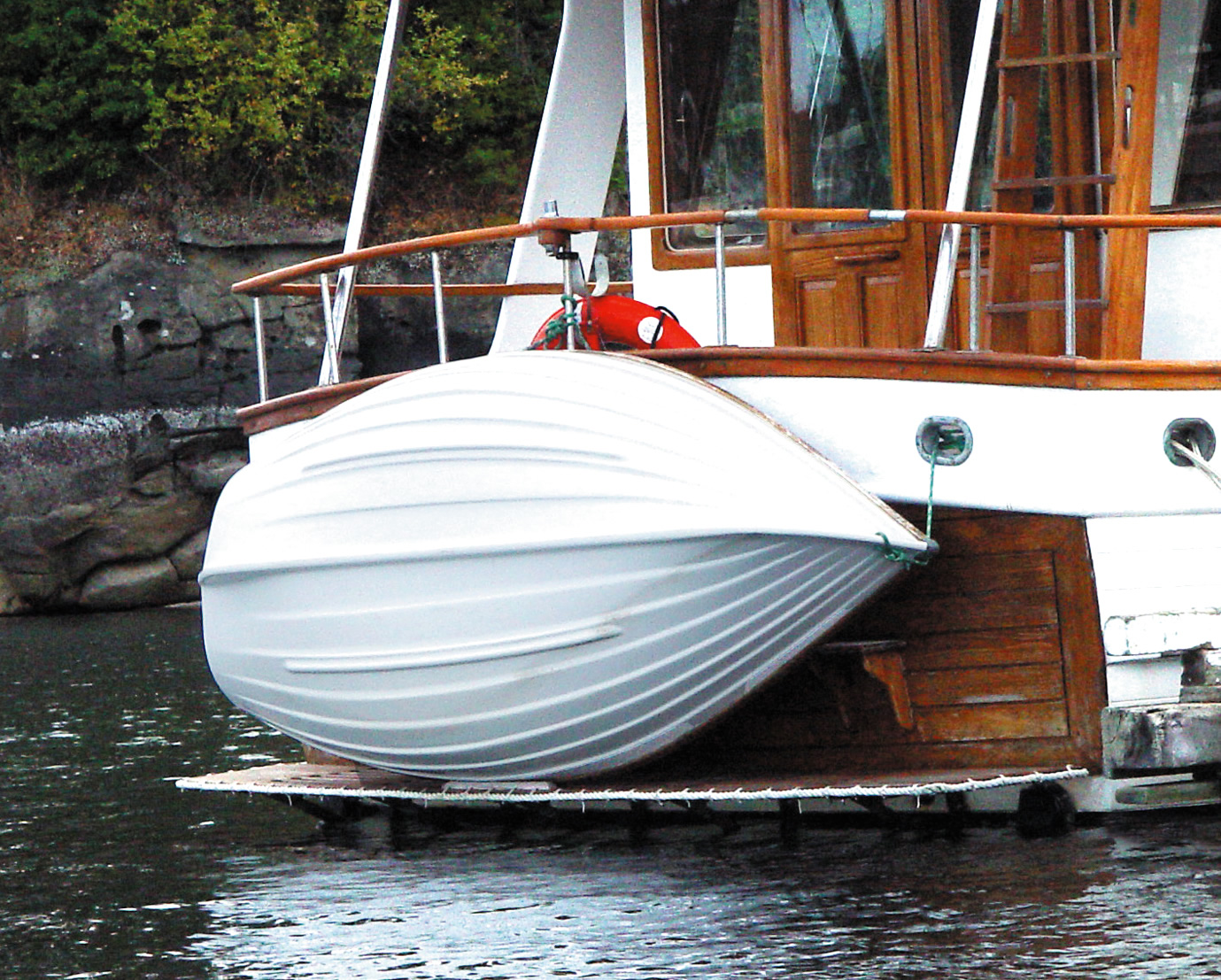 Tender, Minto, Transom, Yacht, Whitehall Rowing and Sail Rowboat