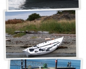 Whitehall Solo 14 rowboat