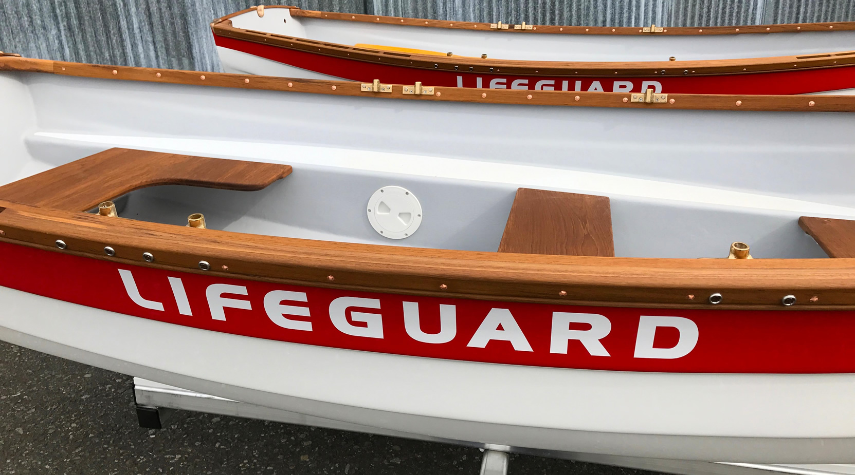 Westcoast 11.6 – Lifeguard Patrol Boat