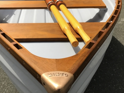 Minto 9 Tender Rowboat, Whitehall Rowing & Sail