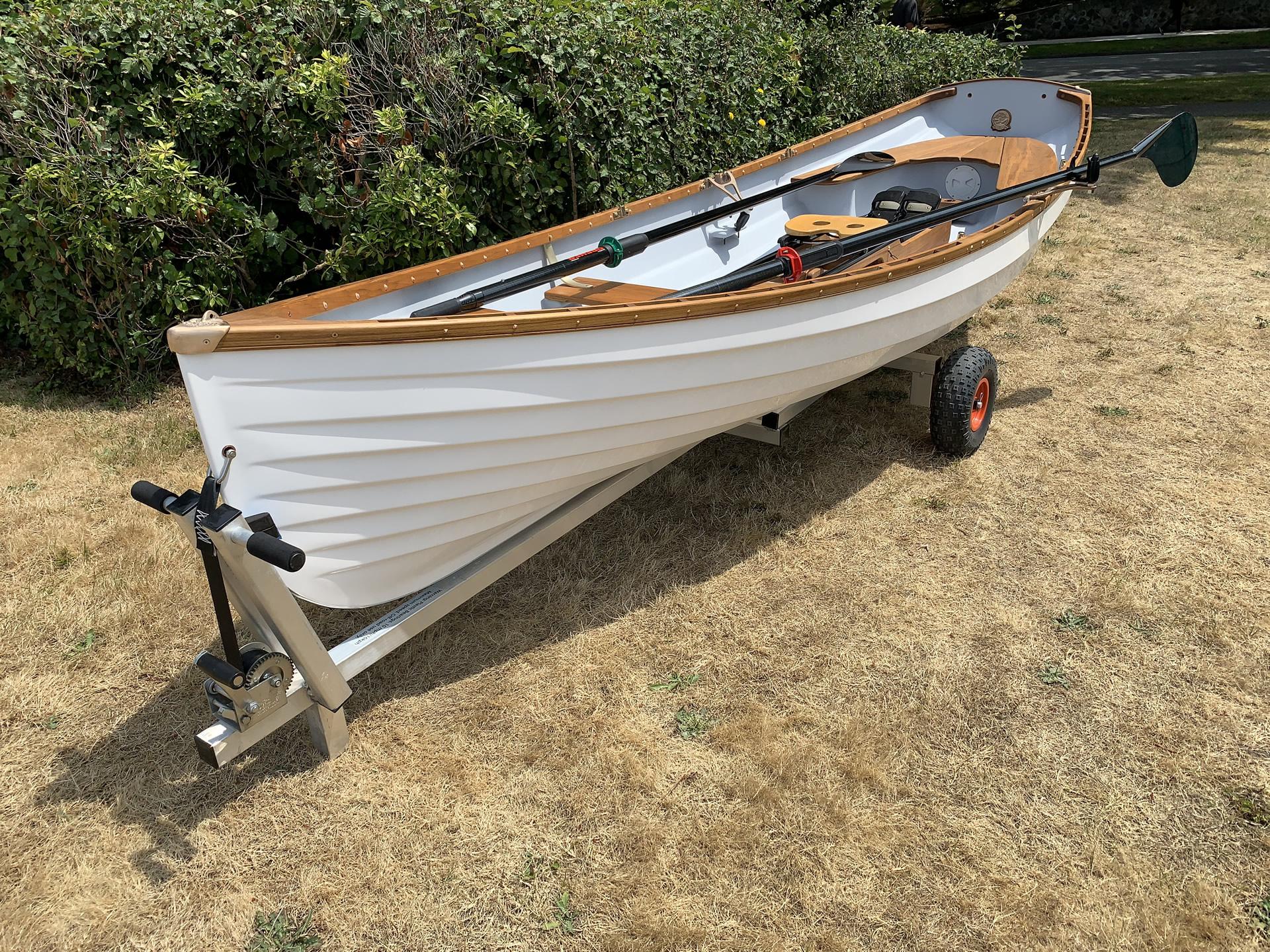 Classic Whitehall Spirit® 14 Slide Seat Rowboat