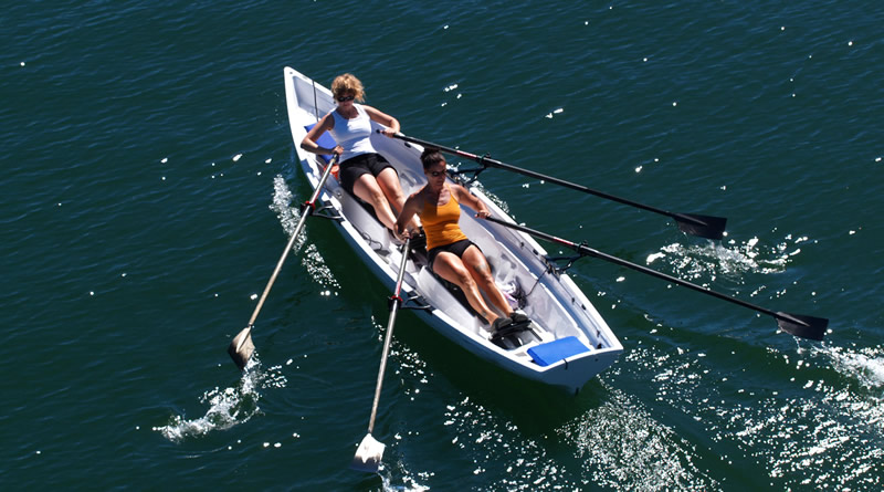 Whitehall Spirit® Tango 17® rowing boat, Whitehall Rowing and Sail